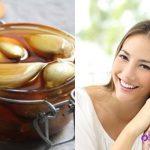6 tác dụng tốt cho sức khỏe của tỏi ngâm mật ong