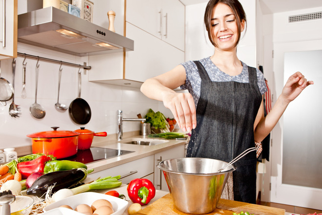 5 sai lầm khi nấu ăn có thể gây họa cho cả gia đình: Bệnh tật cũng từ đây mà ra! - Ảnh 5.