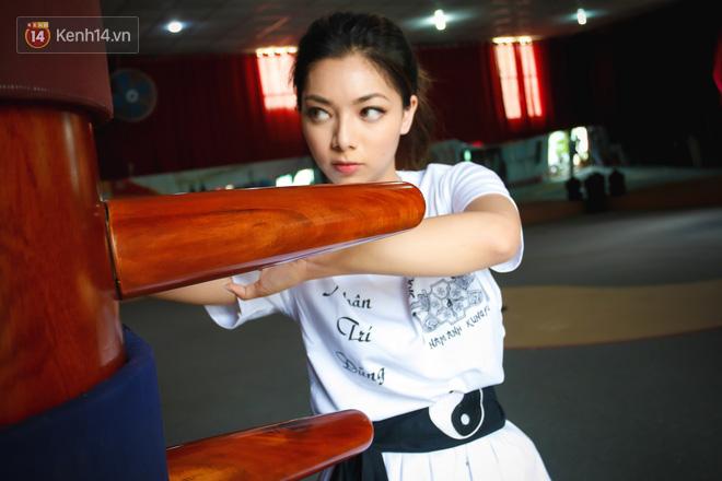 Con gái chưởng môn Vịnh Xuân: Huỳnh Tuấn Kiệt khiến giới trẻ hiểu sai về võ thuật - Ảnh 3.