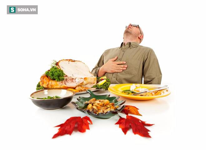 Để bụng đói đúng cách cũng giúp cho nội tạng nghỉ ngơi: Muốn sống lâu bạn cần biết điều này - Ảnh 1.