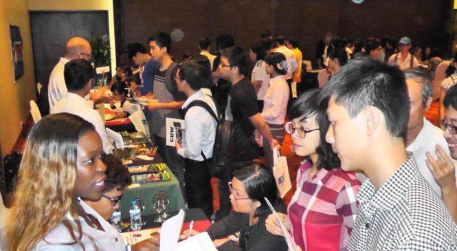 Du học Mỹ: 70% học sinh Việt Nam không được cấp visa