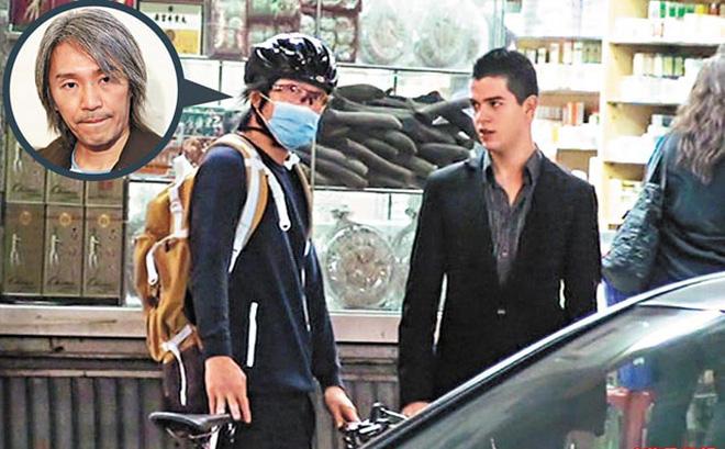"""Giàu """"nứt đố đổ vách"""" nhưng Châu Tinh Trì vẫn mặc đồ thể thao giá rẻ, đi xe đạp, ăn vỉa hè"""
