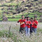 Hà Giang: Mùa hoa không pha trộn