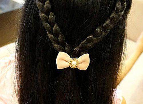 """Mách mẹ 14 kiểu tóc cho con gái đảm bảo mỗi sáng """"con xinh đi học, mẹ kịp giờ làm"""""""