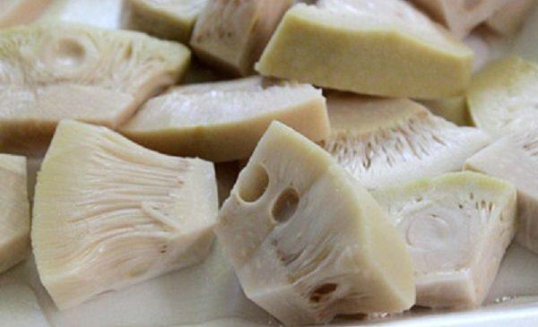 Mít có thể thay thế hoàn toàn thịt lợn trong tương lai