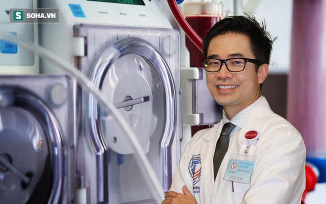 Bác sĩ Việt tại Mỹ: Phòng đột quỵ rất quan trọng, hãy nhớ kỹ nguyên tắc 3 cao, 1 hút - Ảnh 1.