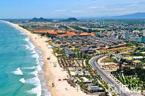 bất động sản Đà Nẵng, bất động sản nghỉ dưỡng, condotel, biệt thự nghỉ dưỡng, khách sạn ven biển, quy hoạch đô thị