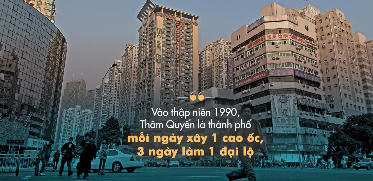 Dac khu kinh te Trung Quoc: Hao quang va nuoc mat o Tham Quyen hinh anh 3