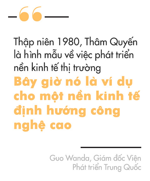 Dac khu kinh te Trung Quoc: Hao quang va nuoc mat o Tham Quyen hinh anh 5
