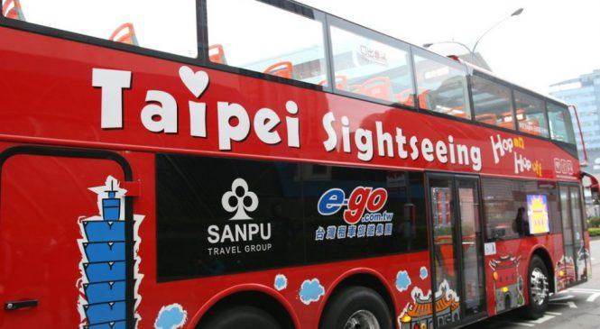 Du lịch tự túc khắp Taipei (Đài Bắc) bằng bus chỉ mất 200 ngàn