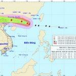 Hôm nay (23/8): Ảnh hưởng của bão số 6, Bắc Bộ có mưa lớn