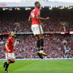 Man Utd giữ đỉnh bảng nhờ tài xoay chuyển của Mourinho