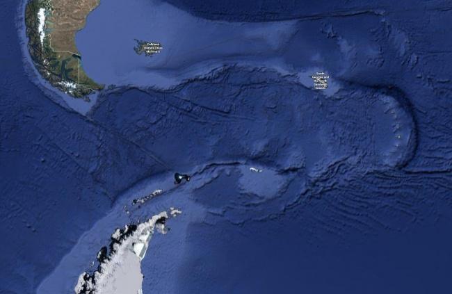 Nhờ Google maps người ta nhìn thấy những hình ảnh này trên Trái đất - Ảnh 9.
