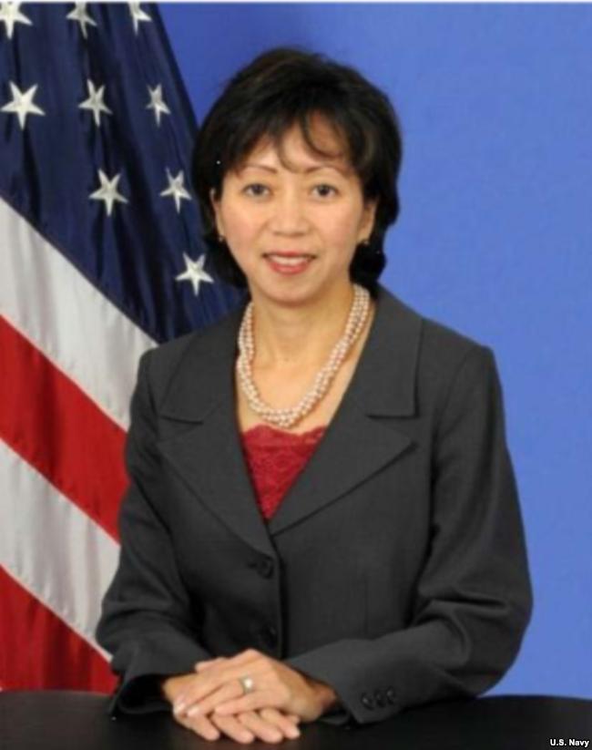 Bà Giao Phan, Tổng Giám đốc Điều hành, Cơ quan Điều hành Chương trình Hàng không Mẫu hạm, Hải quân Hoa Kỳ