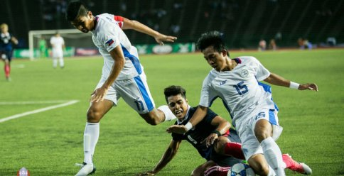 Philippines tự tin vào khả năng đánh bại U22 Việt Nam để vào bán kết