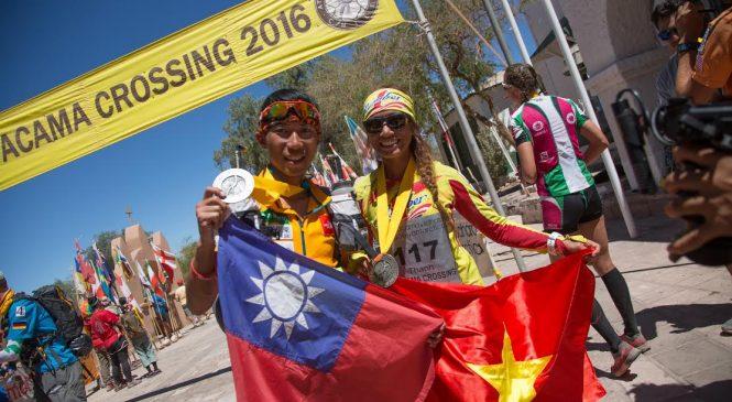 Thanh Vũ là phụ nữ châu Á đầu tiên chinh phục 4 sa mạc dài 1000 km
