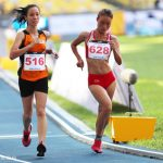Việt Nam mất HC vàng vì VĐV chủ nhà chạy ở môn đi bộ