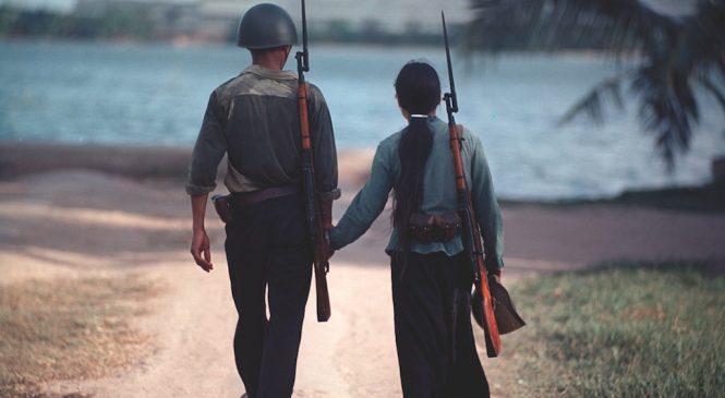 40 bức ảnh màu vô giá về miền Bắc Việt Nam thời chiến