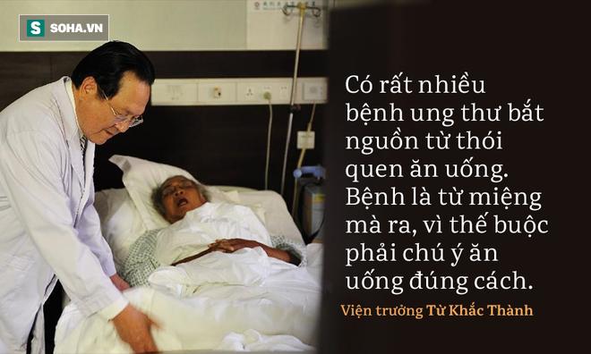 Bác sĩ bị ung thư tự chữa khỏi: Thiếu hiểu biết, nhiều gia đình đã mất cả người lẫn của! - Ảnh 2.