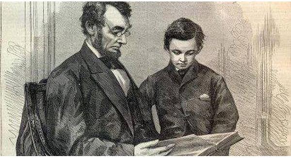 Lincoln dạy con