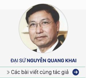 Đại sứ Nguyễn Quang Khai kể về cuộc gặp Nguyễn Thị Bình - Saddam Hussein và việc Iraq xóa nợ cho Việt Nam - Ảnh 8.