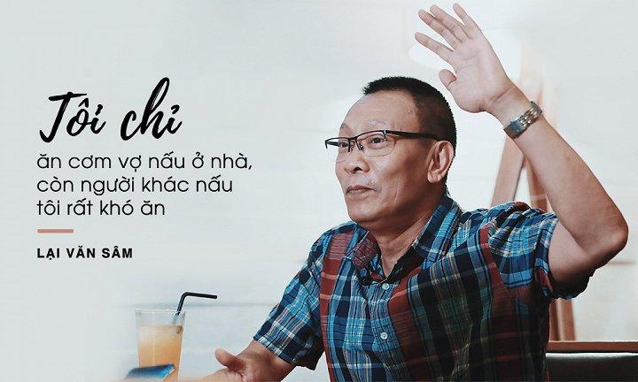 Lai Van Sam: 'Khong ai co the dung tien cam do toi' hinh anh 13