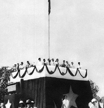 Lễ Độc lập khai sinh nước Việt Nam được tổ chức thế nào