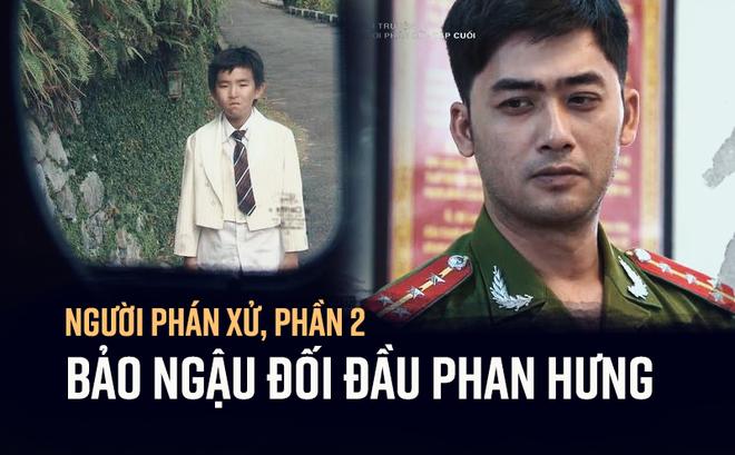 """Lộ kịch bản gay cấn phần 2 """"Người phán xử"""": Phan Hưng nối nghiệp ông nội, thành trùm khét tiếng"""