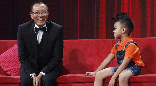 """Mặt trời bé con: Show truyền hình Lại Văn Sâm chọn xuất hiện sau khi nghỉ hưu """"khủng khiếp"""" cỡ nào?"""