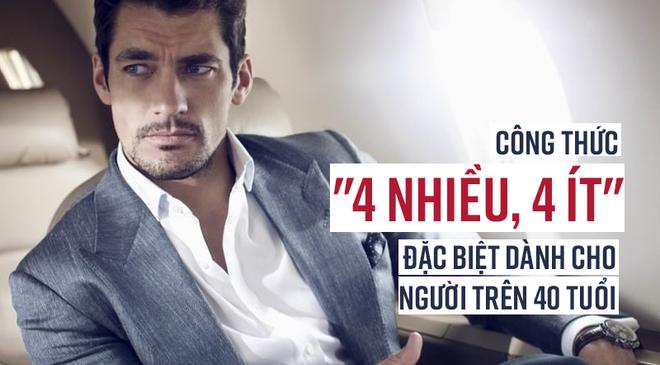 """Muốn giữ sức khỏe bằng cách ăn uống, thì phải tuân thủ công thức """"4 ít, 4 nhiều"""""""