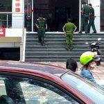 Nam thanh niên xông vào ngân hàng cướp tiền ở Đồng Nai