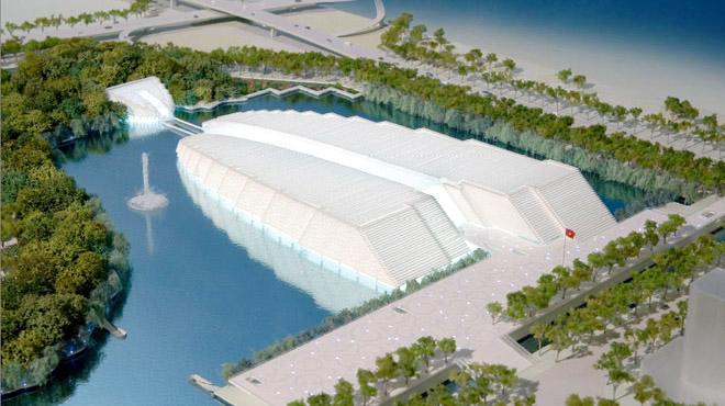 Thiếu tiền xây bảo tàng 11.000 tỉ, Bộ Xây dựng kêu Thủ tướng - Ảnh 1.