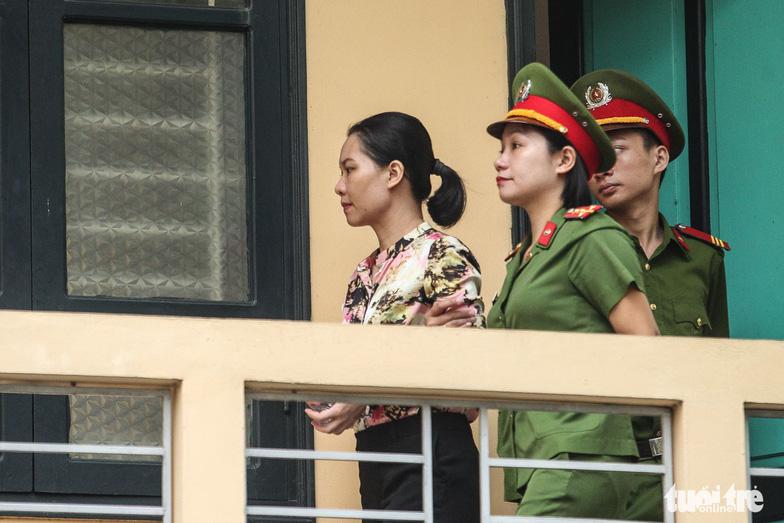 Tuyên tử hình Nguyễn Xuân Sơn, tù chung thân Hà Văn Thắm - Ảnh 7.