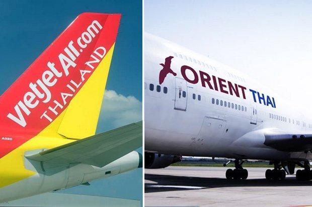 Vietjet Air Thai Lan bi ngung bay chang quoc te hinh anh 1