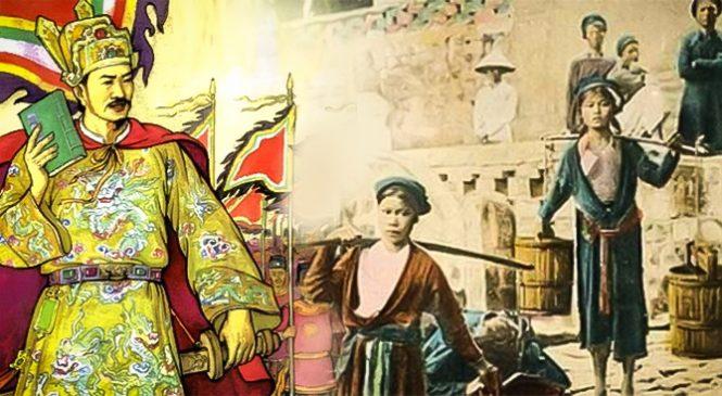 Vua Lê Thánh Tông tặng người dân nghèo khổ một câu đối, mấy trăm năm hậu thế còn suy ngẫm
