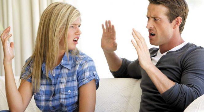 10 giới hạn tuyệt đối không được phá khi hai vợ chồng cãi nhau