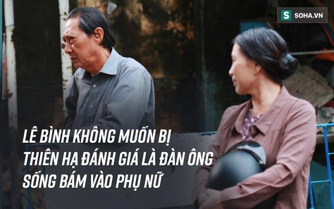 Cuộc đời cay đắng của nghệ sĩ Lê Bình: Con nghiện, vợ nợ nần vì mê đề đóm - Ảnh 2.