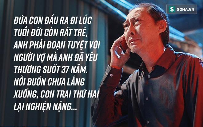 Cuộc đời cay đắng của nghệ sĩ Lê Bình: Con nghiện, vợ nợ nần vì mê đề đóm - Ảnh 3.