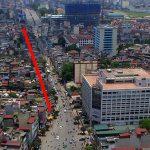 Hà Nội giải tỏa 260 hộ dân để mở nút thắt trên 'đường cong mềm mại'