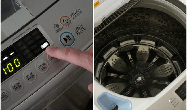 Làm sạch máy giặt định kỳ không cần nhờ thợ với 4 bước đơn giản - Ảnh 5.