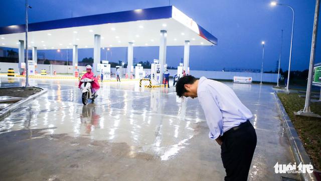 Người Nhật đã vào bán xăng, hãy cạnh tranh thật sự