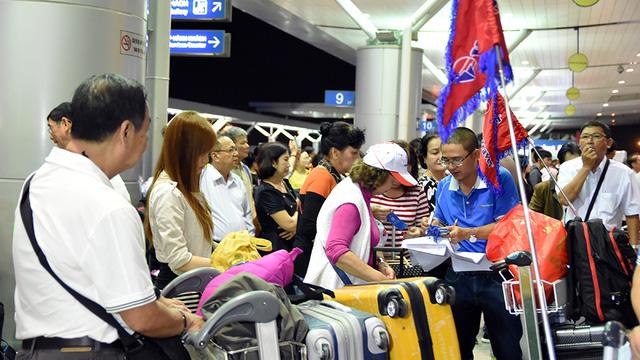 Người Việt du lịch bằng máy bay riêng - Ảnh 2.