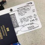 SSSS – ký hiệu không ai muốn nhìn thấy trên vé máy bay