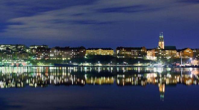 Stockholm, thành phố được sưởi ấm bằng internet