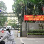 Tòa tuyên án VN Pharma, Thứ trưởng Bộ Y tế Trương Quốc Cường: 'Cứ để tòa làm việc, anh đang họp dở'