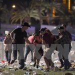 Vụ xả súng ở Las Vegas: Số thương vong tăng lên gần 580 người