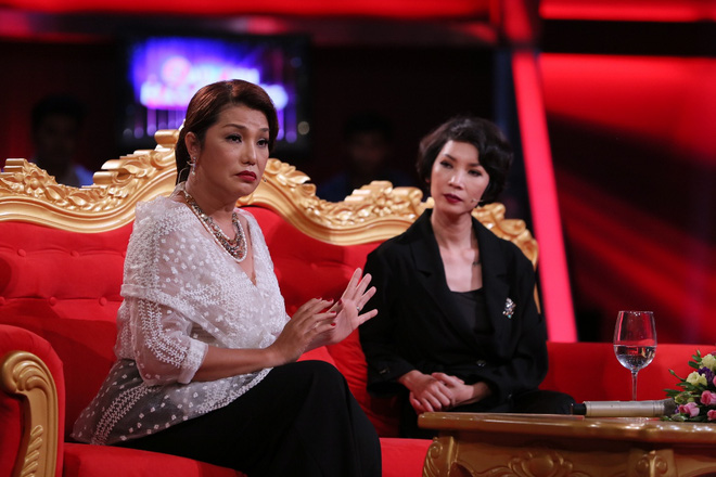 Xuân Lan và Cindy Thái Tài