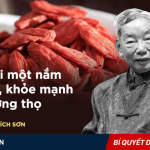 Giáo sư Từ Tích Sơn: Buổi sáng ăn một nắm hạt này, còn tốt hơn đông trùng hạ thảo đắt đỏ