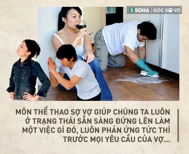 Đàn ông hãy nhớ: Muốn trưởng thành, nhất thiết phải trải qua giai đoạn sợ vợ - Ảnh 3.