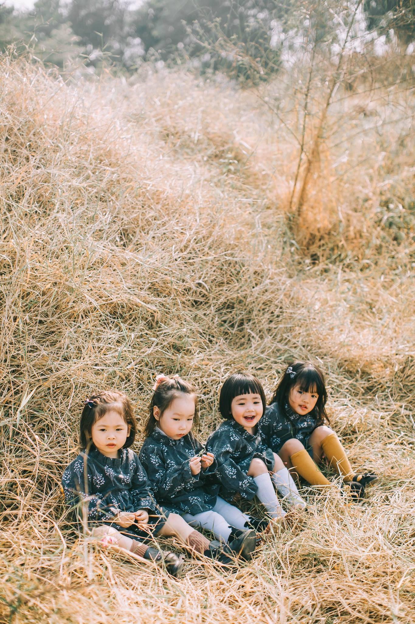 Mẹ chơi với nhau thời ĐH, lên 3 tuổi các con đã có bộ ảnh cùng hội bạn thân siêu đáng yêu - Ảnh 8.